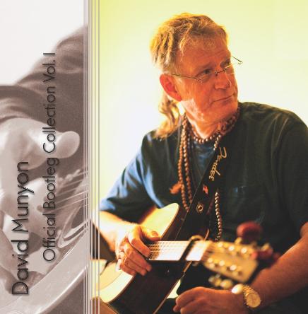 David Munyon - Official Bootleg Collection Vol. 1 - Tour 2013